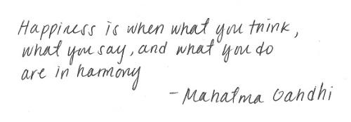 happiness-is-gandhi-quote